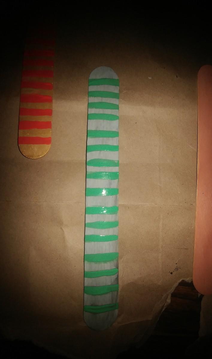 Paint Stripes!