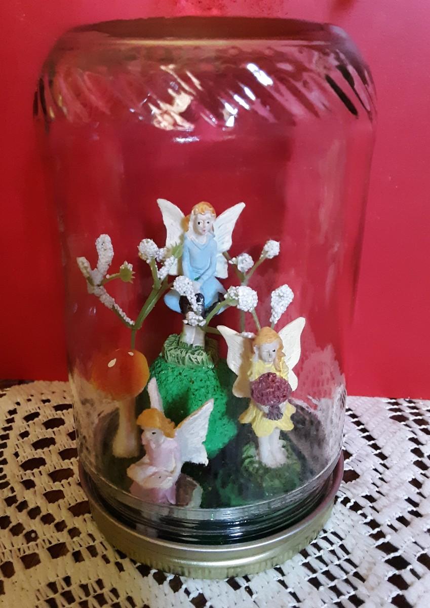 Fairy Jar!