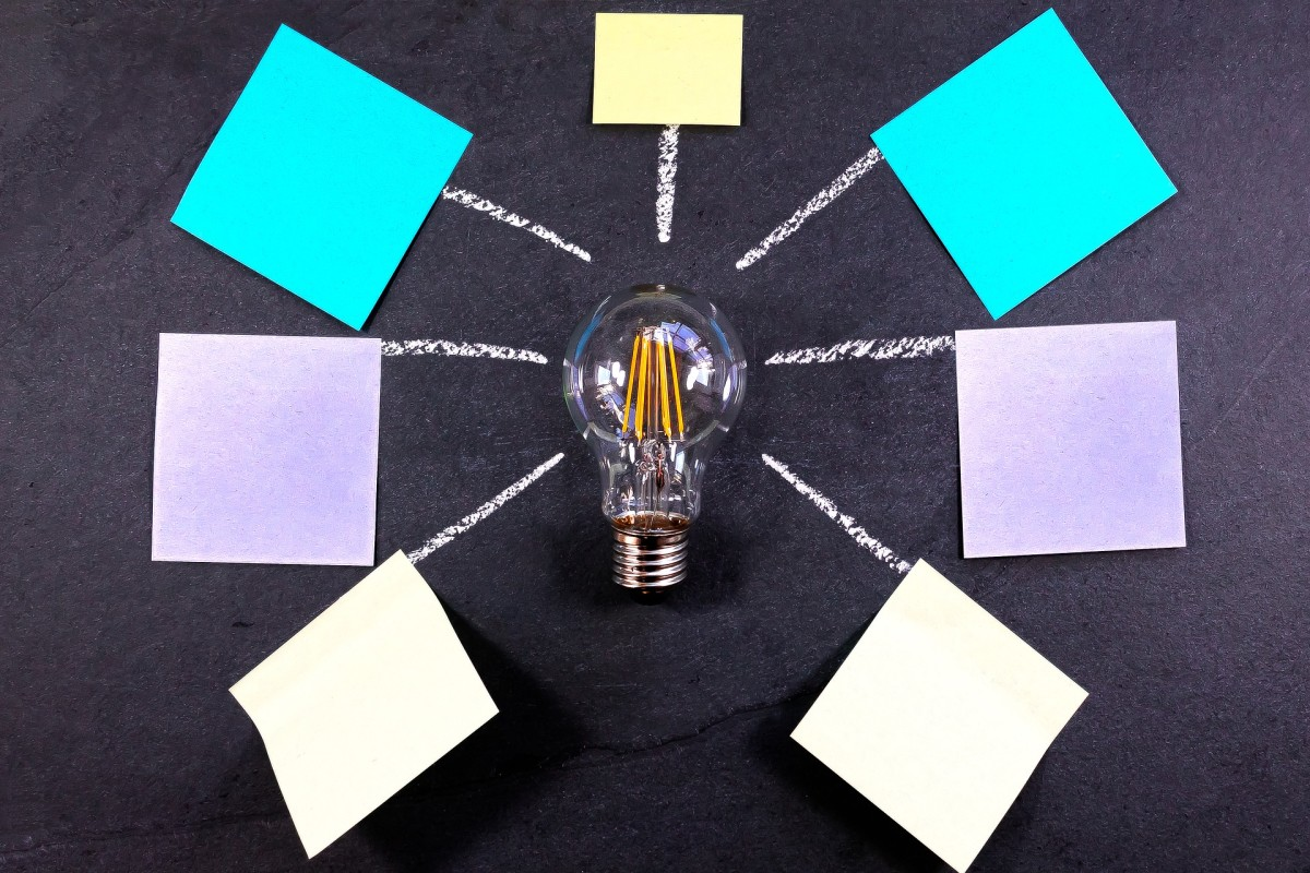 Use these tools and methods to generate new ideas.