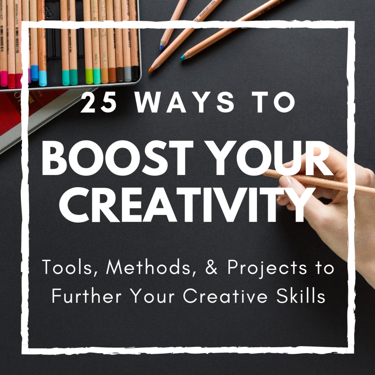 These tips will help you increase your creative output.