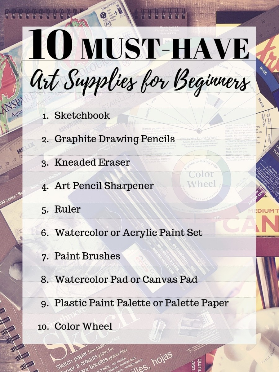 Art Supply List