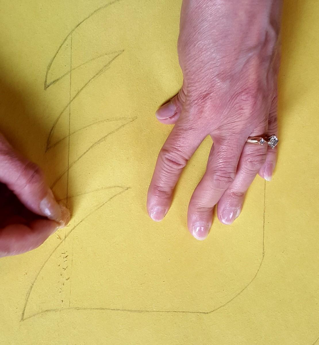 Erase unwanted lines