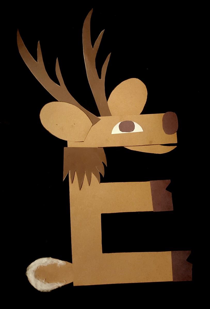 Assembled & Finished Elk