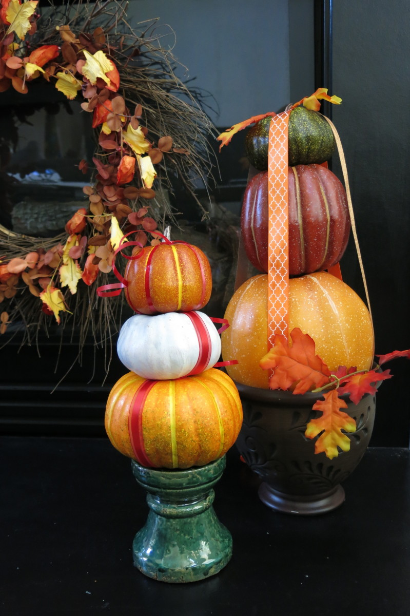 how-to-make-a-stacked-pumpkin-decoration-for-fall