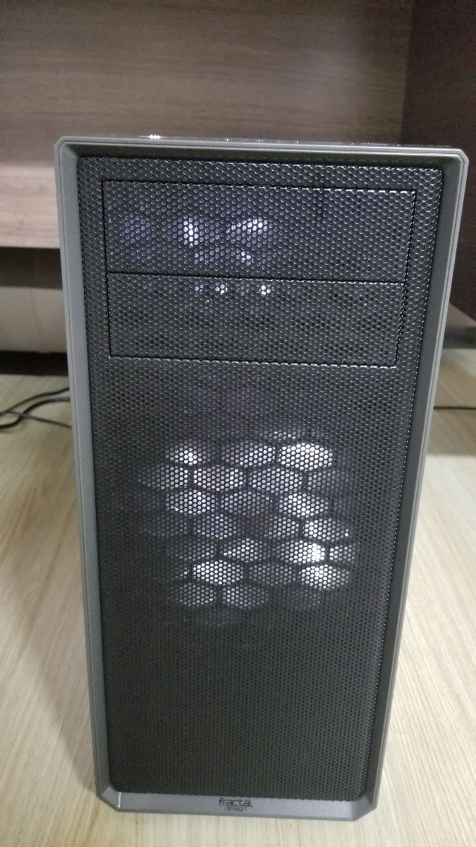 Fractal Design Focus G PC Case Review