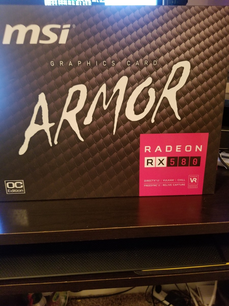 MSI RX 580 Armor OC 8GB Graphics Card Review and Gaming