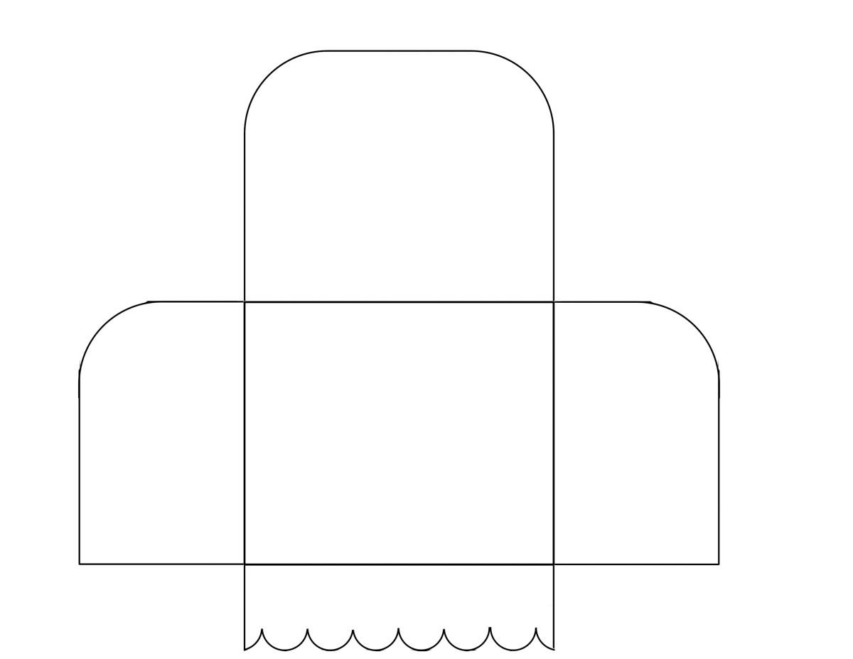 Paper Envelope Template