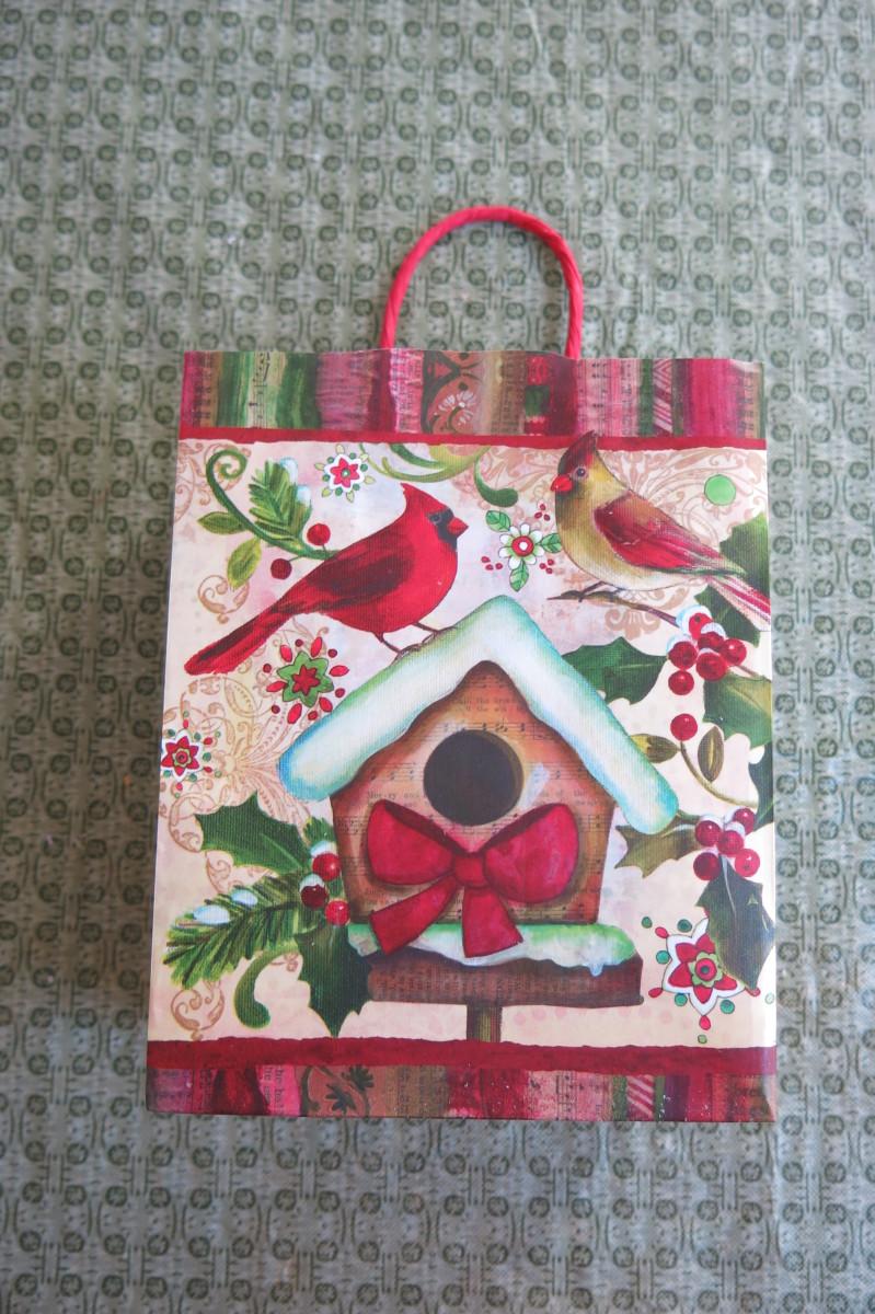 Preparing Your Gift Bag