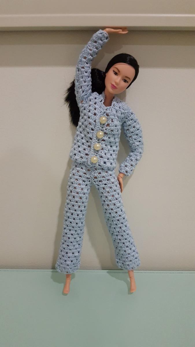 Barbie Pajama Set