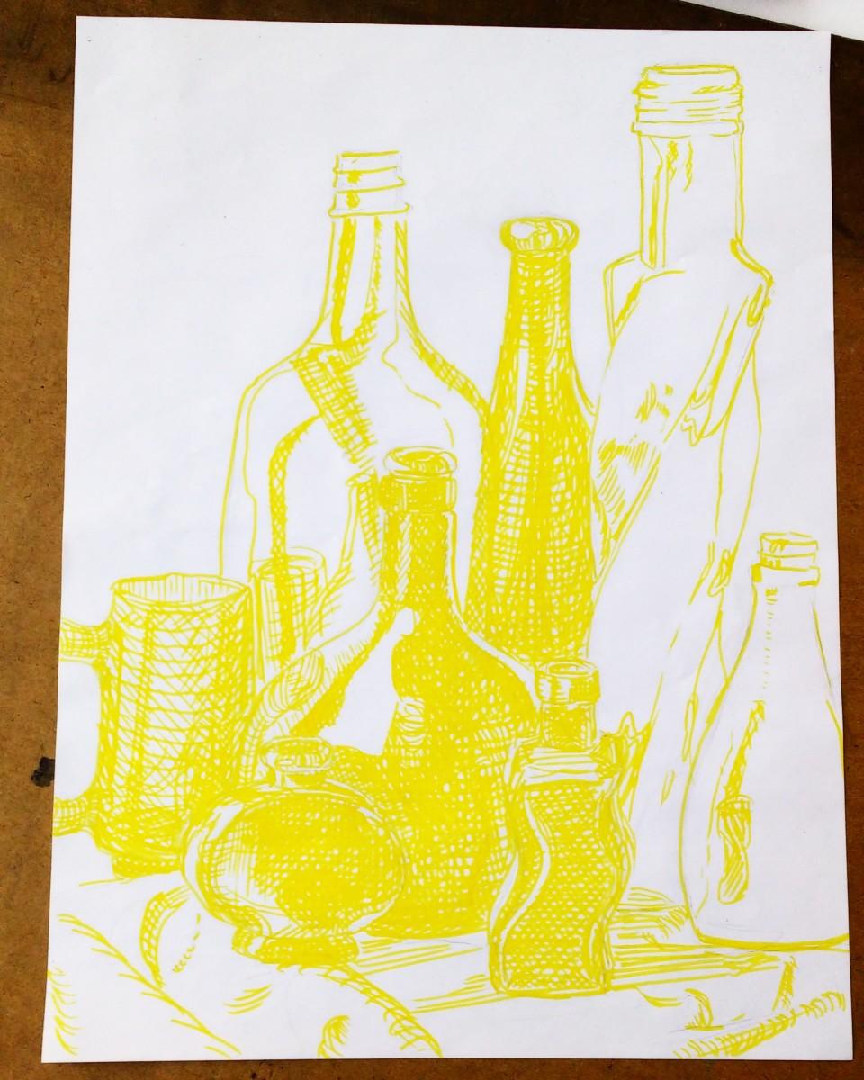 Yellow layer