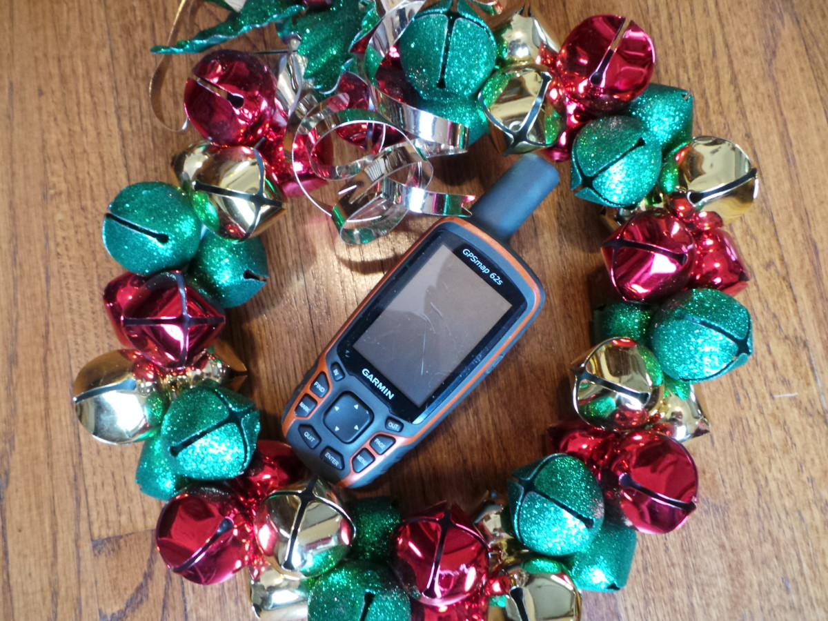 Be a gift giving hero and give a Garmin GPS for a gift.