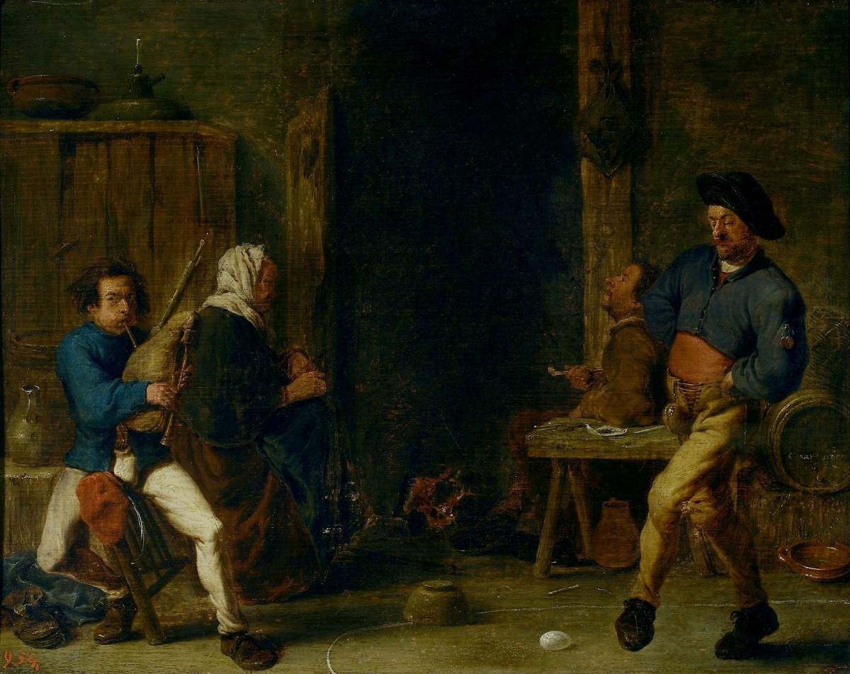 Cornelis Saftleven [Public domain]