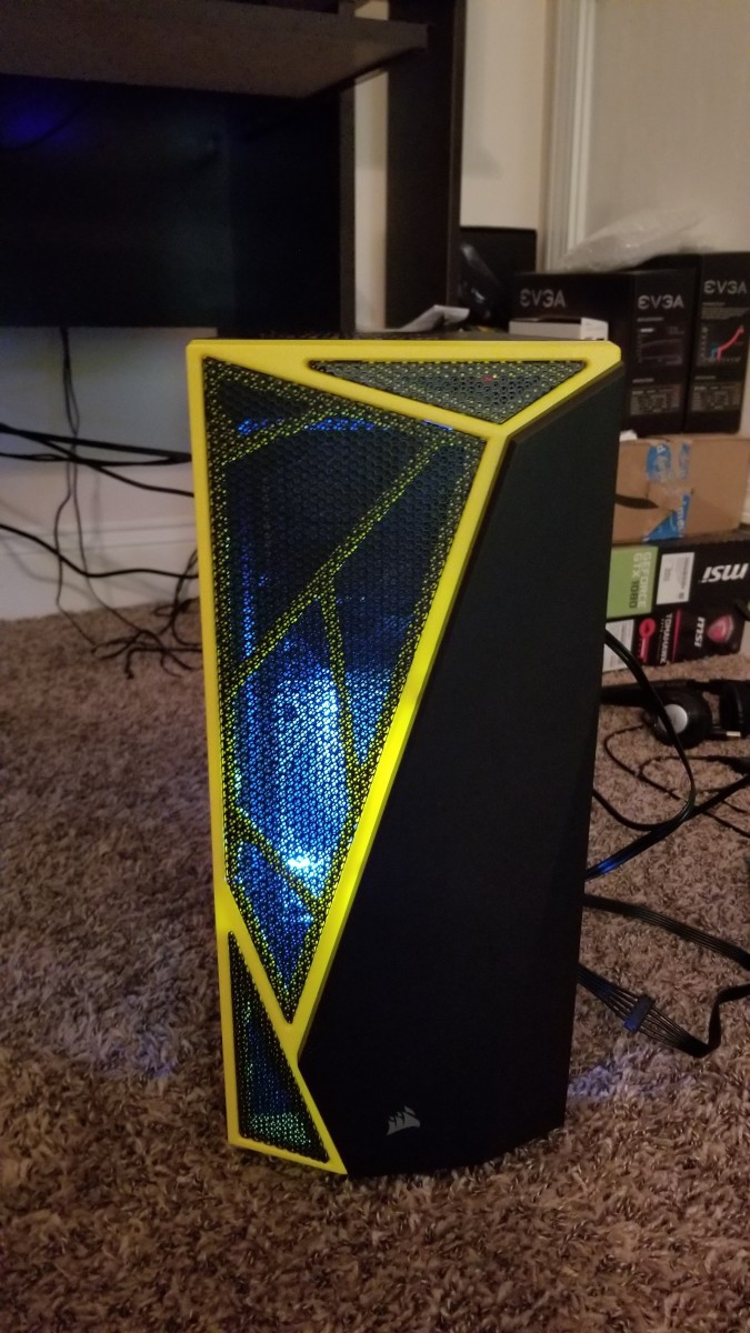AMD Ryzen 3 1200 Budget Gaming PC