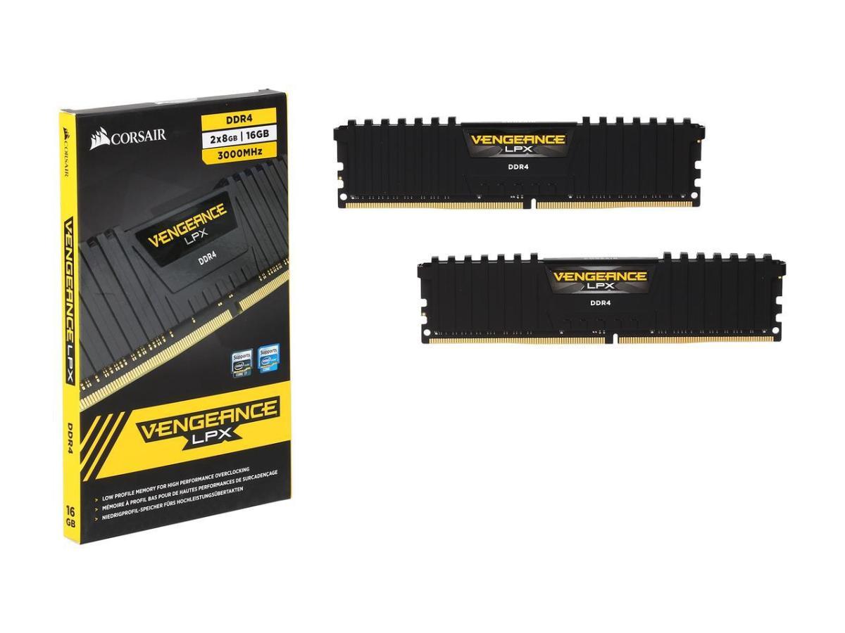 Corsair Vengeance LPX 2400mhz DDR4 RAM