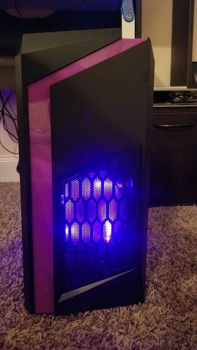 Pentium G4560 Budget Build for Christmas