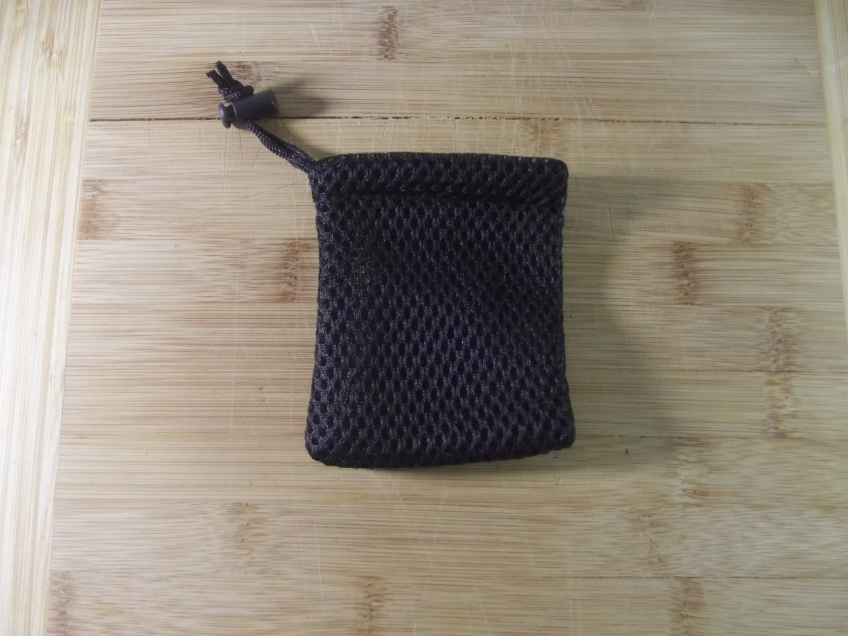 Pouch for Iteknic's IK-BH001 earbuds