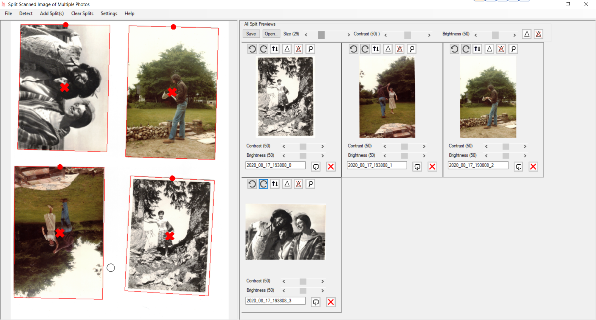 Caption Pro Image Extraction