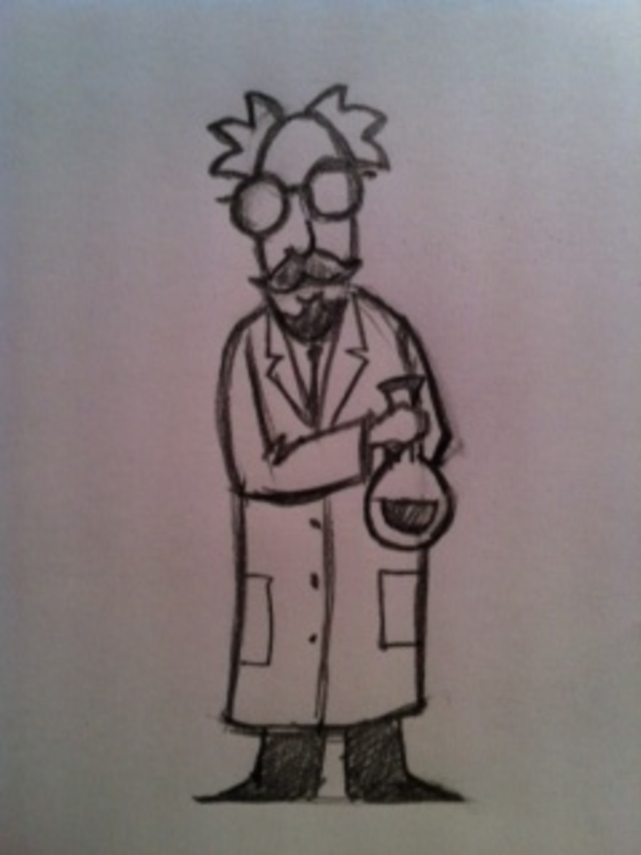 How to Draw a Scientist