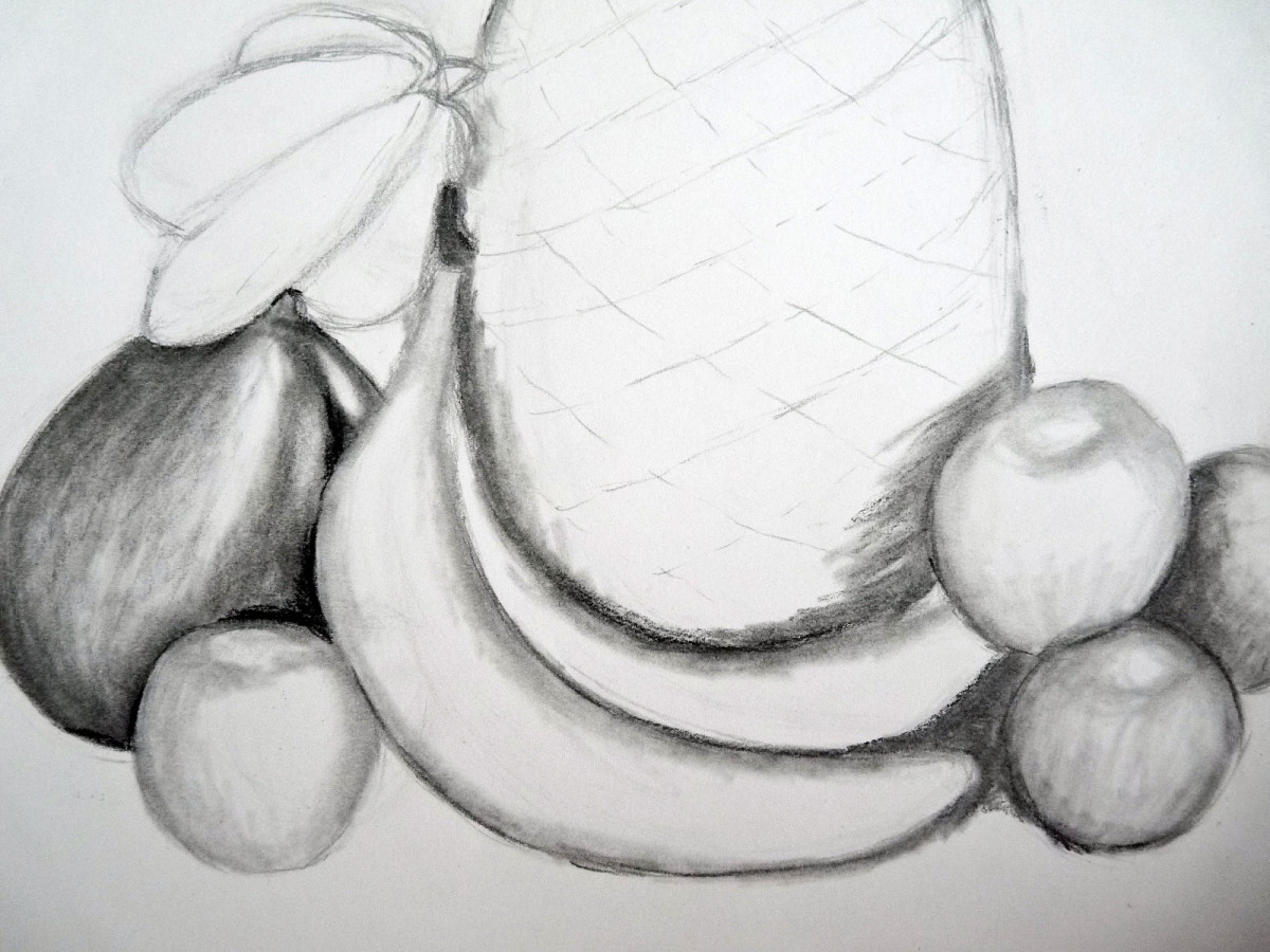 How to Draw a Still Life Composition: A Step-by-Step Guide
