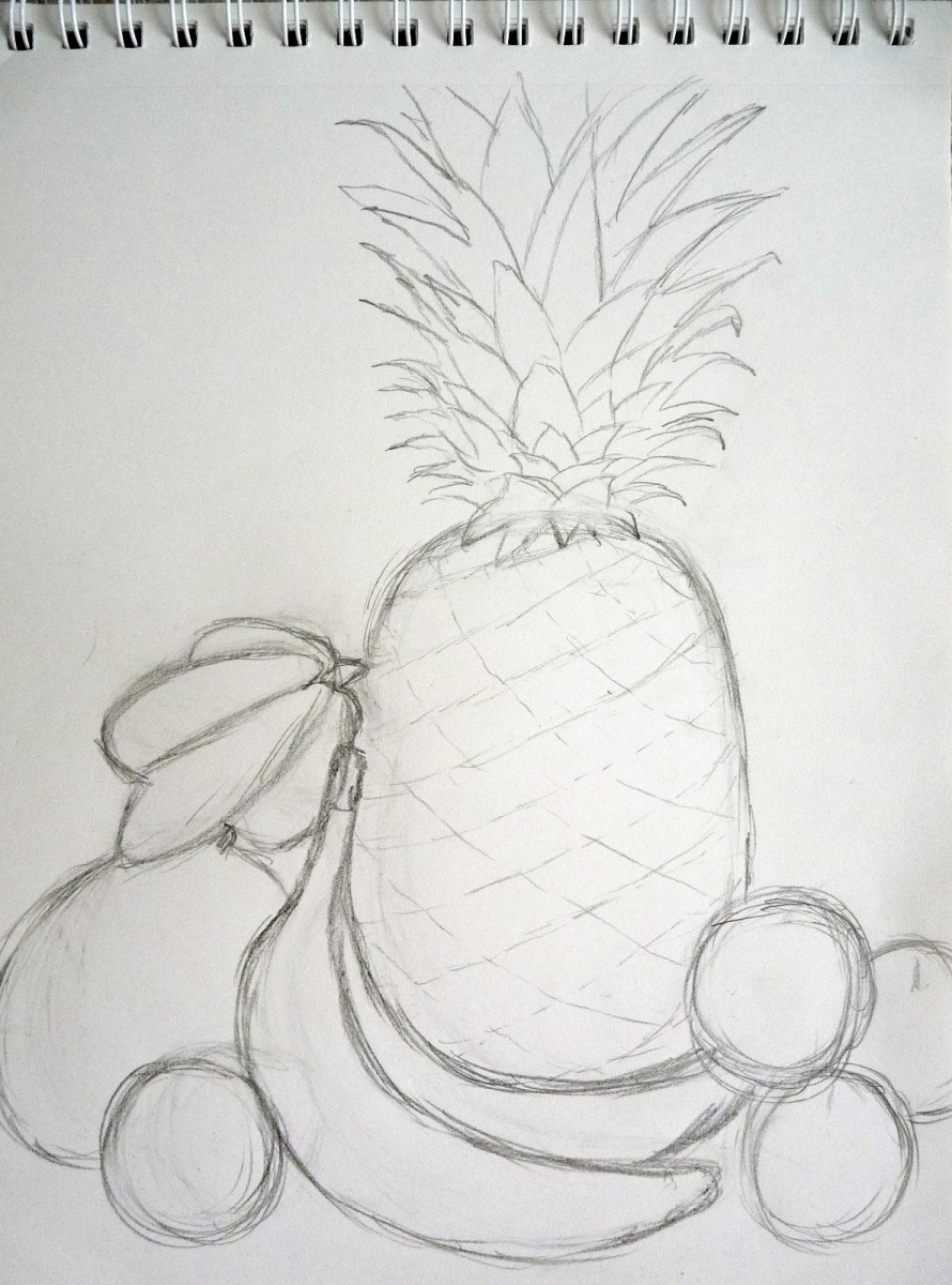 How To Draw A Still Life Composition A Step By Step Guide Feltmagnet