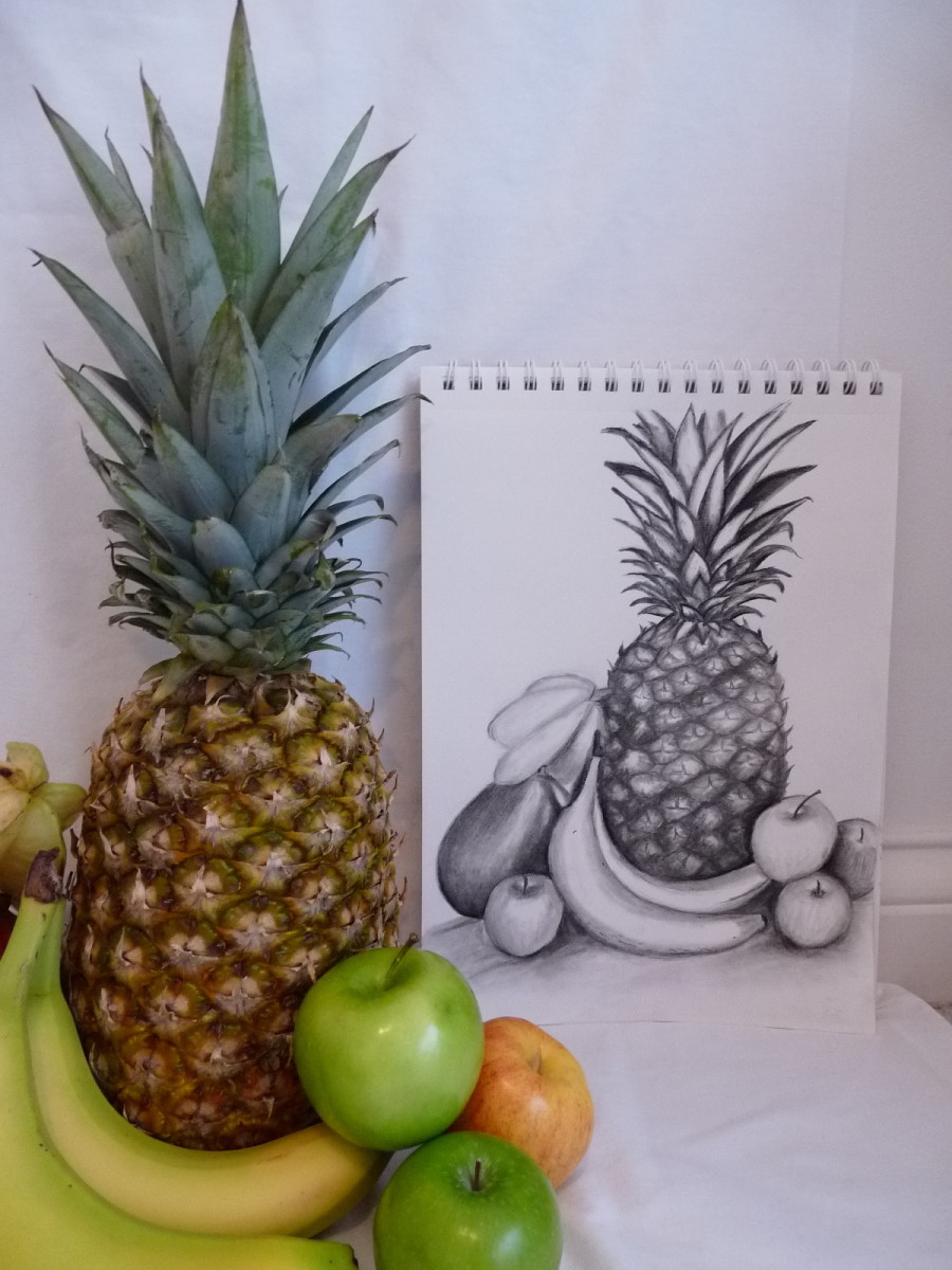 How To Draw A Still Life Composition A Step By Step Guide Feltmagnet Crafts