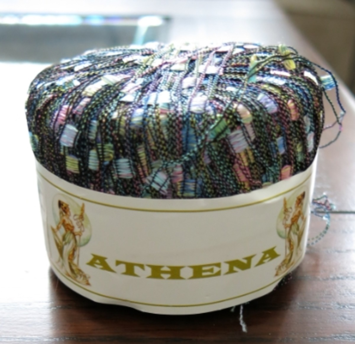 Athena ladder yarn