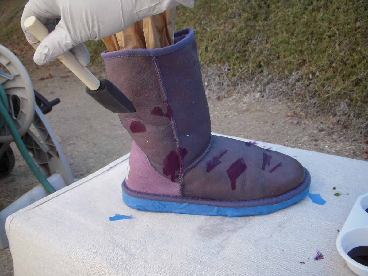 original use for ugg boots