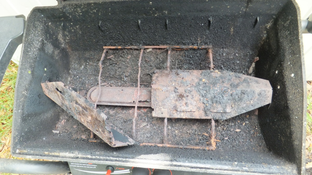 diy-how-to-make-a-coal-blacksmith-forge-from-an-old-propane-grill