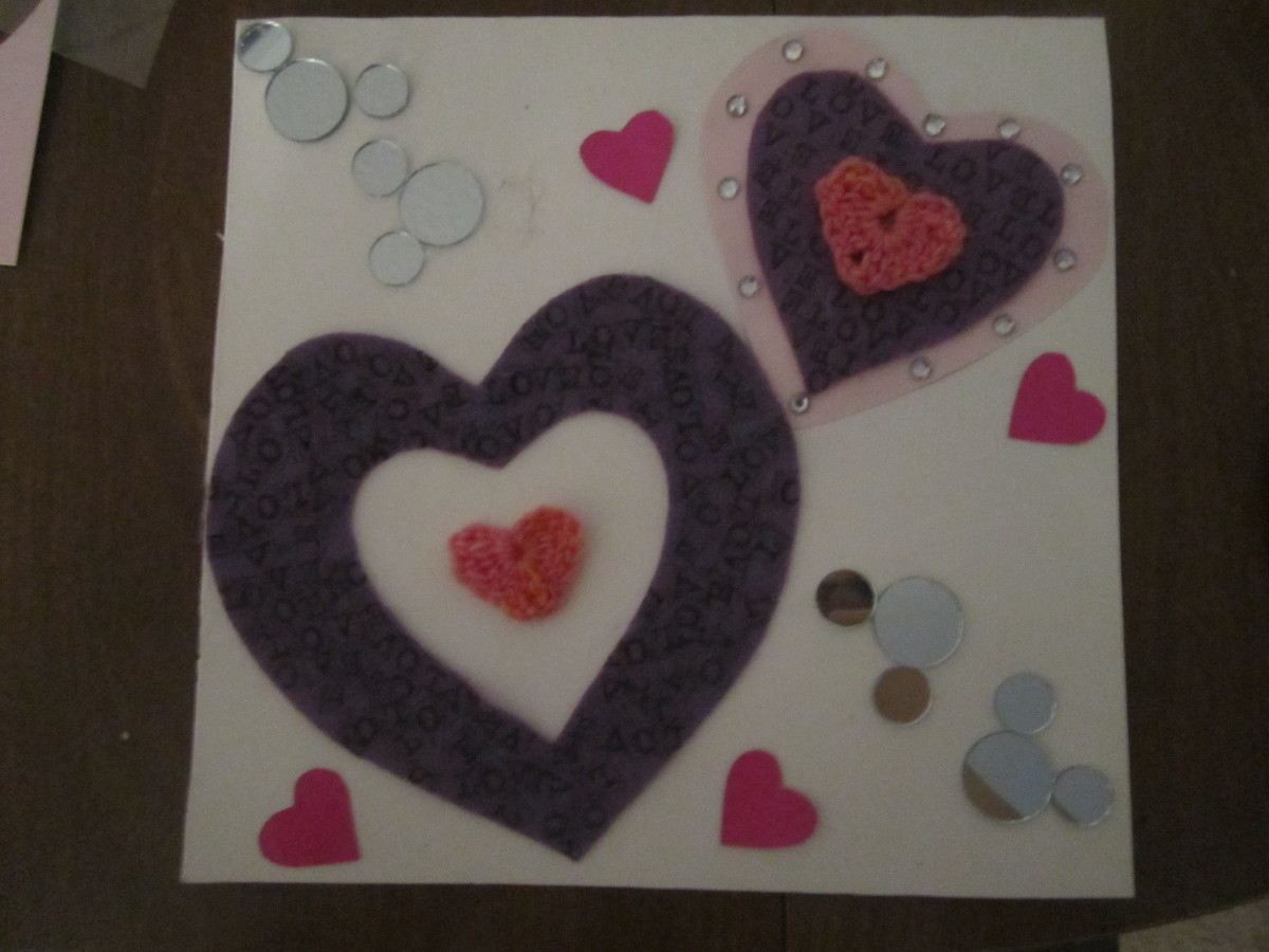 Check out my Hub to find different ways to make fun Valentine's Day Cards.