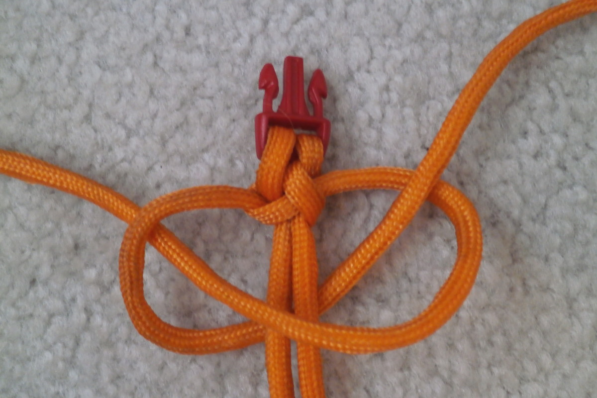 Arranging the 3rd knot