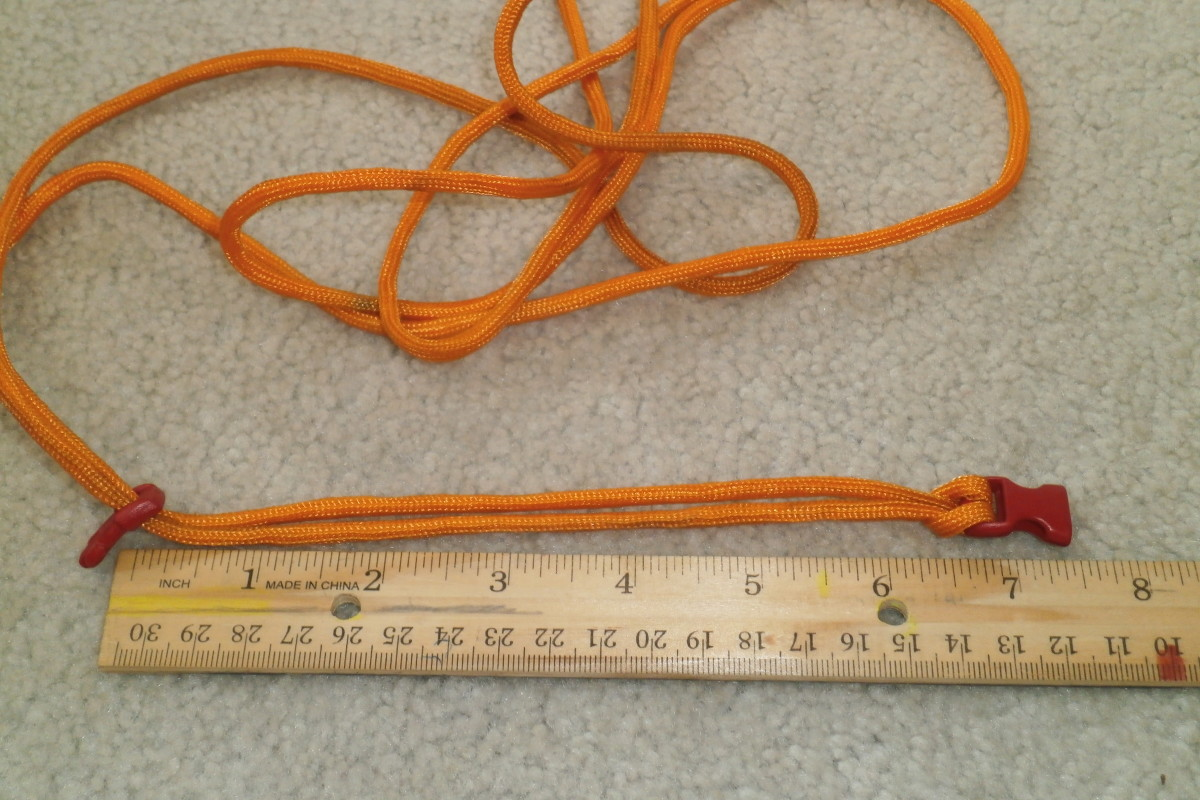 Measure the length of the bracelet so it will fit your wrist comfortably