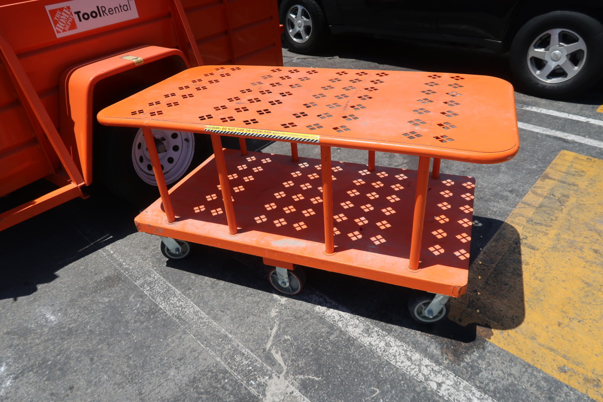 Flat Cart