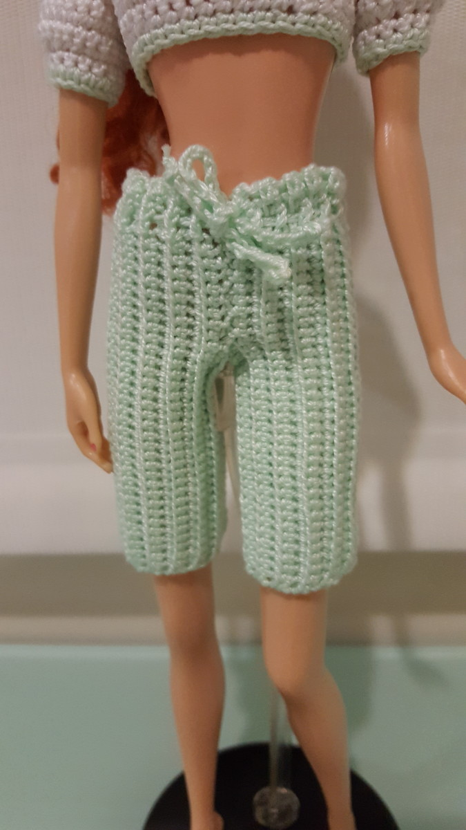 Barbie Bermuda Shorts