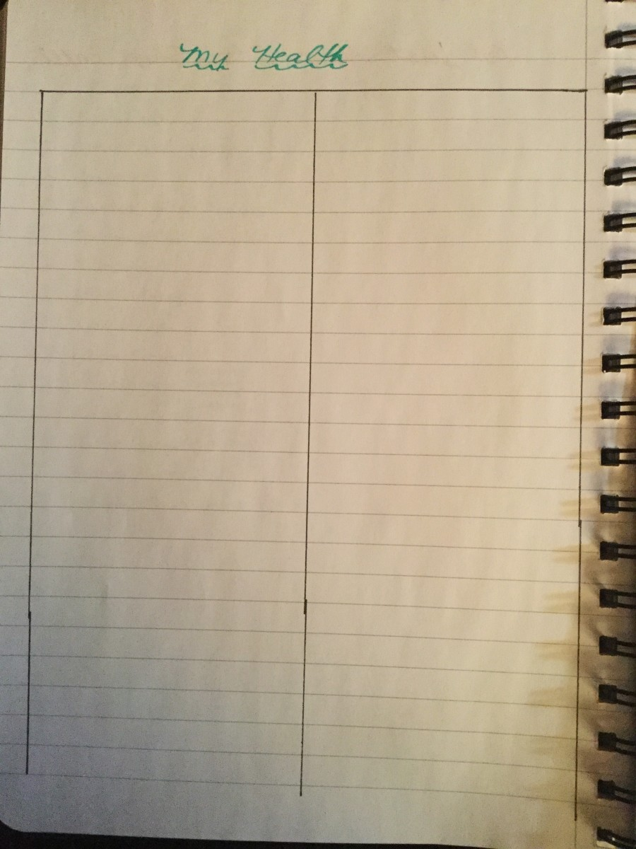 Yes, it's blank right now - but will be filled in over time.