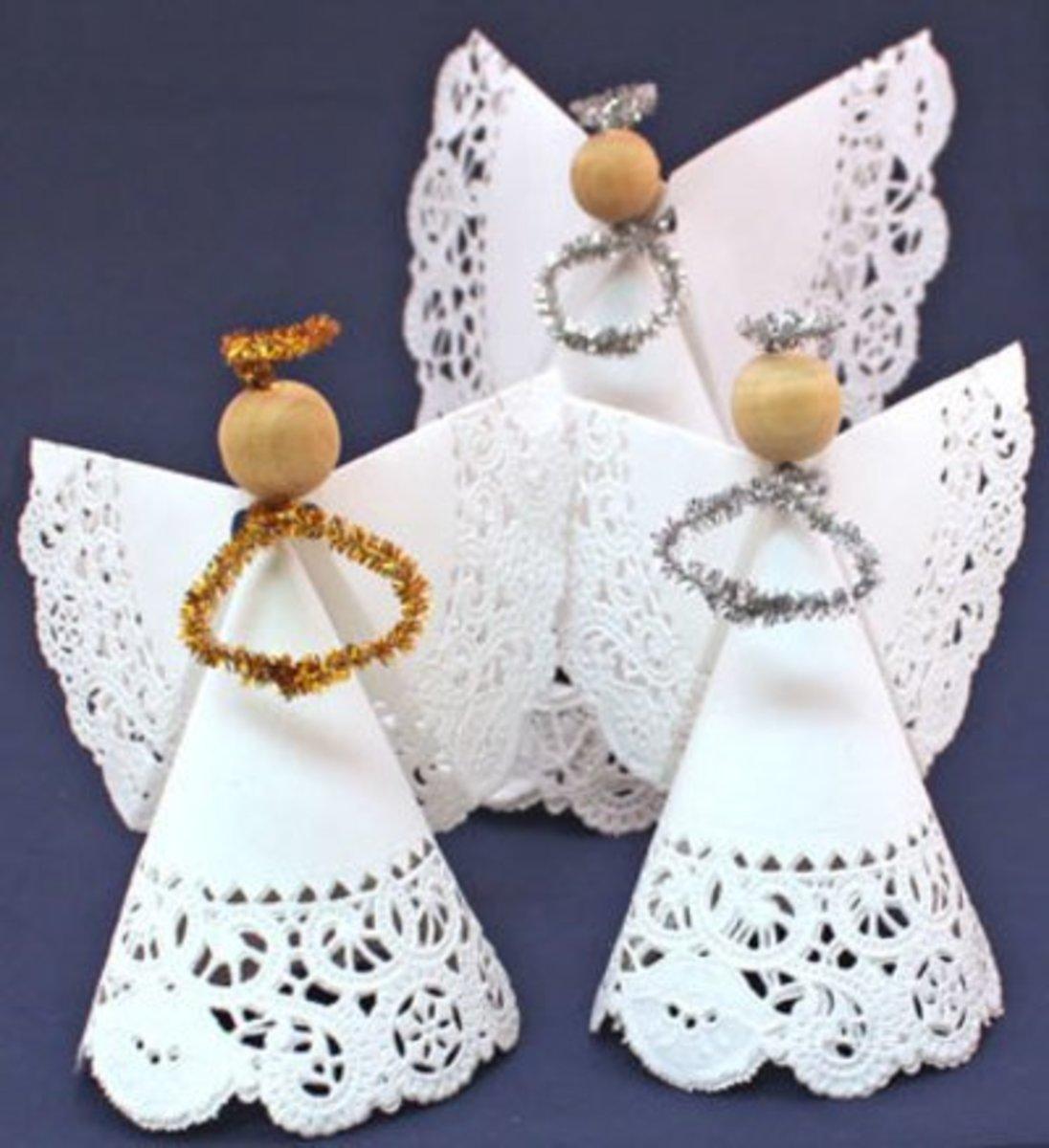 49 Awesome Angel Crafts Feltmagnet