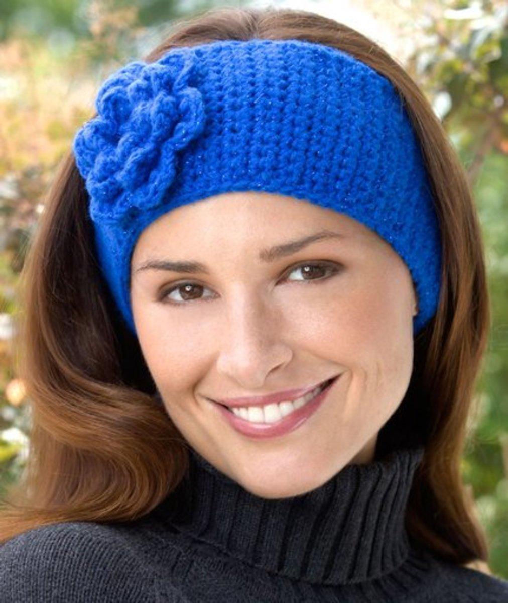 Free Crochet Headband Amp Earwarmer Patterns