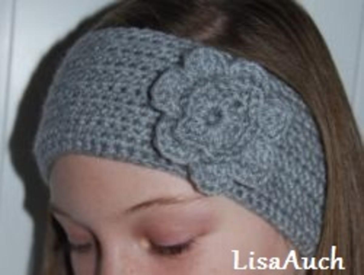 Free Online Crochet Patterns For Headbands : Free Crochet Headband & Earwarmer Patterns