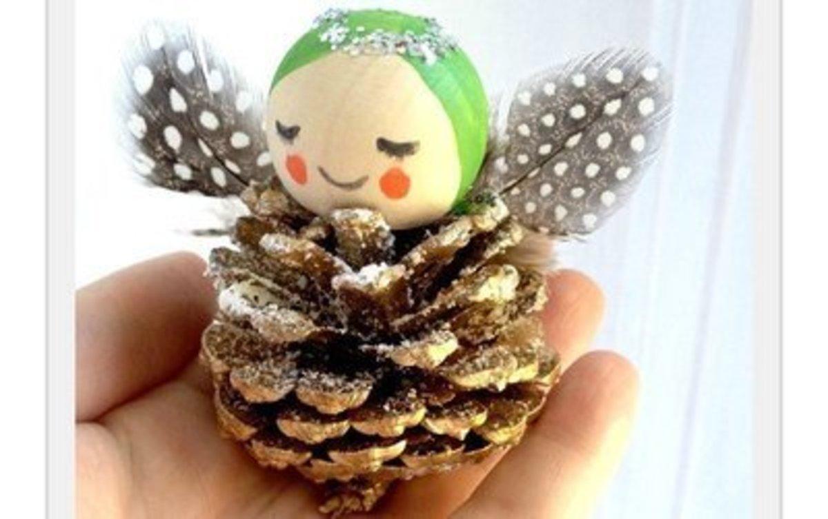 crafts-using-pine-cones