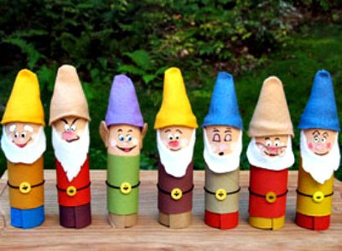 32 Fairy Tale Character Craft Ideas | FeltMagnet