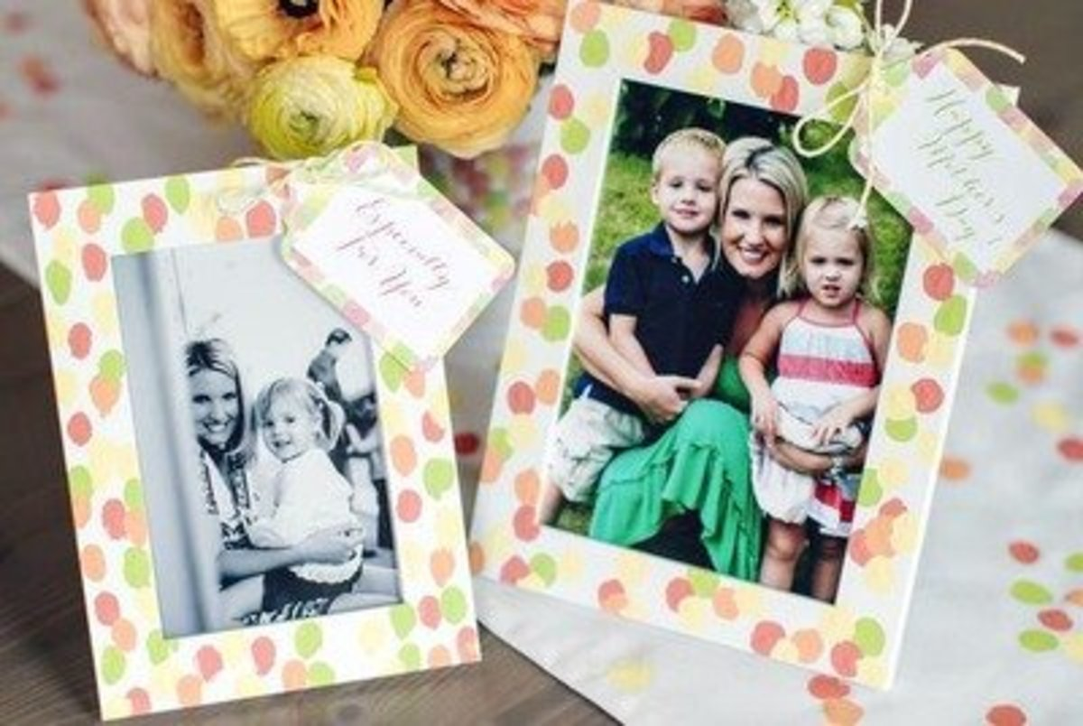 64 Thoughtful Gifts And Craft Ideas To Make For Mom Feltmagnet Crafts