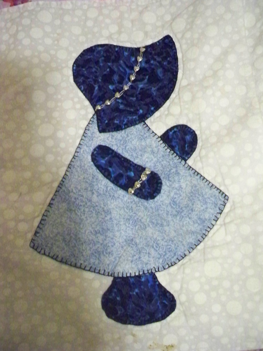 How to Make Sunbonnet Sue Blocks for Quilts