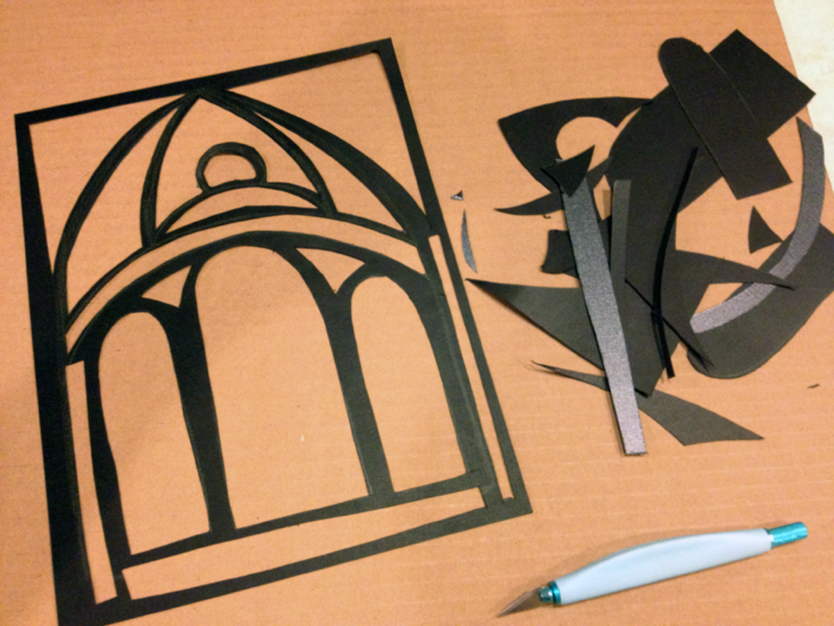 window design all cut