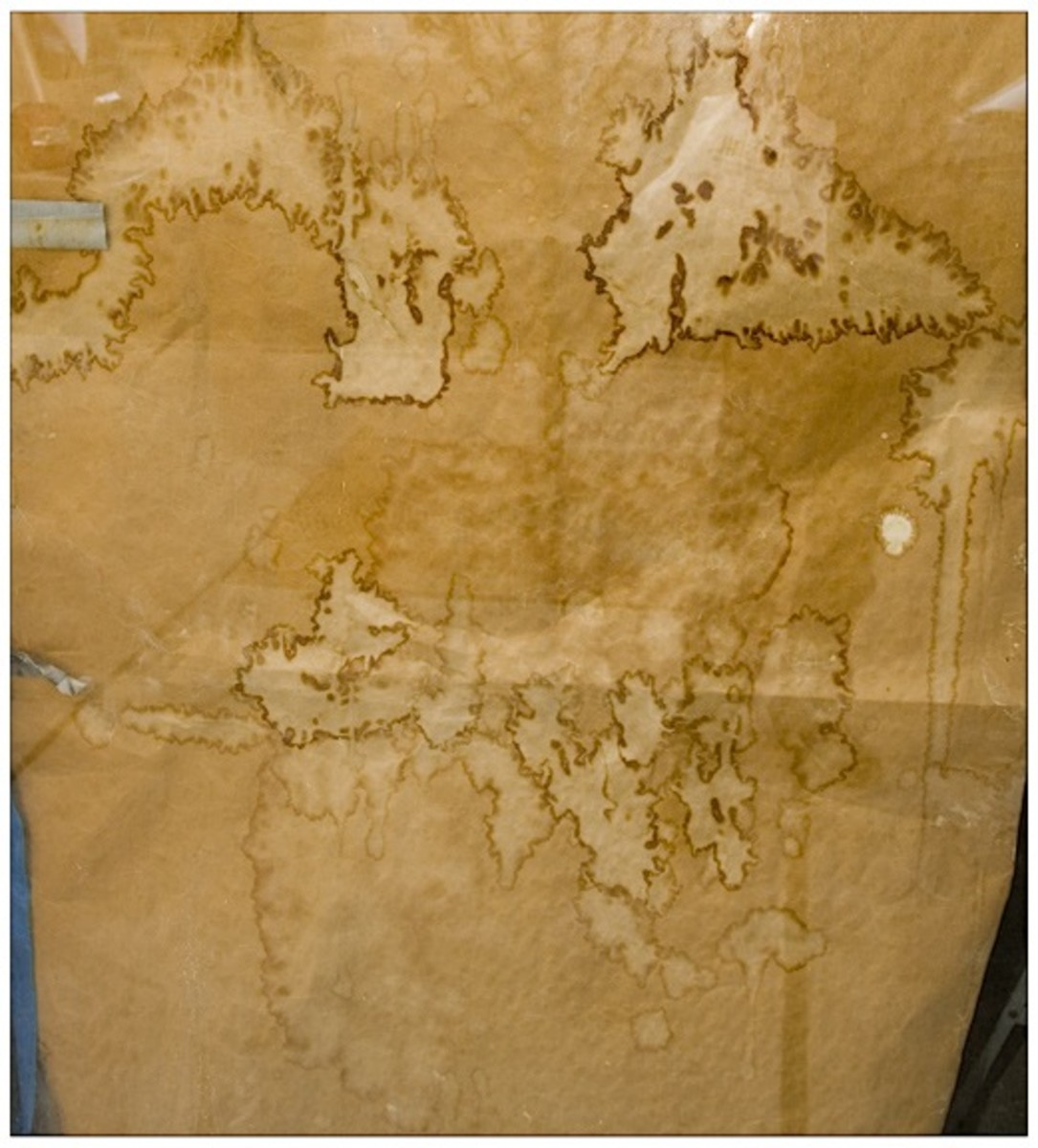 Great treasure map paper (Creative Commons)