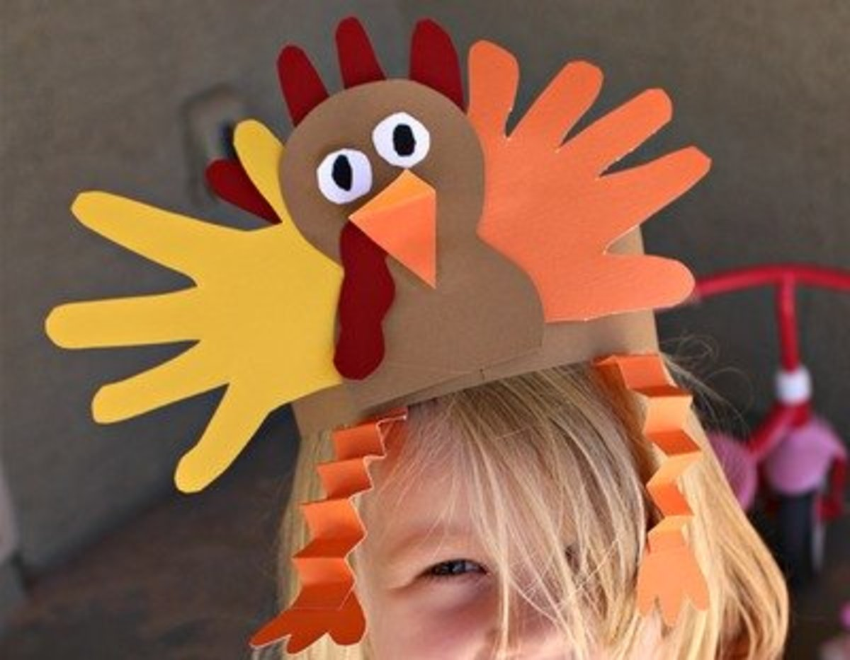 58 Cute Turkey Craft Ideas Feltmagnet