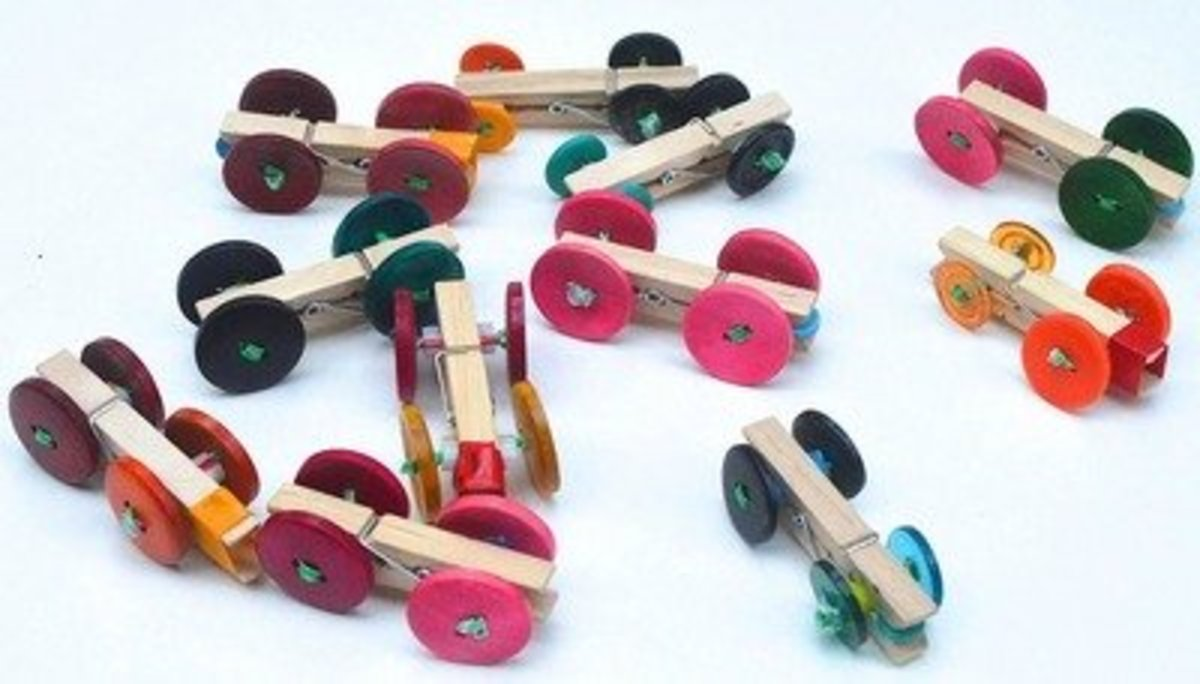40 Craft Ideas Especially For Boys Feltmagnet