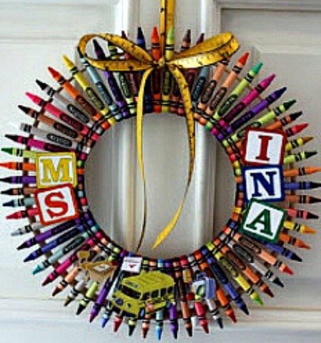 50 Awesome Teacher Gift Craft Ideas Feltmagnet