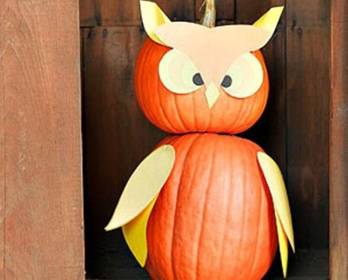 35 Outstanding No Carve Pumpkin Ideas Feltmagnet