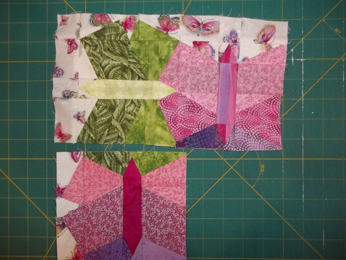 The beginnings of Tessellated Butterflies