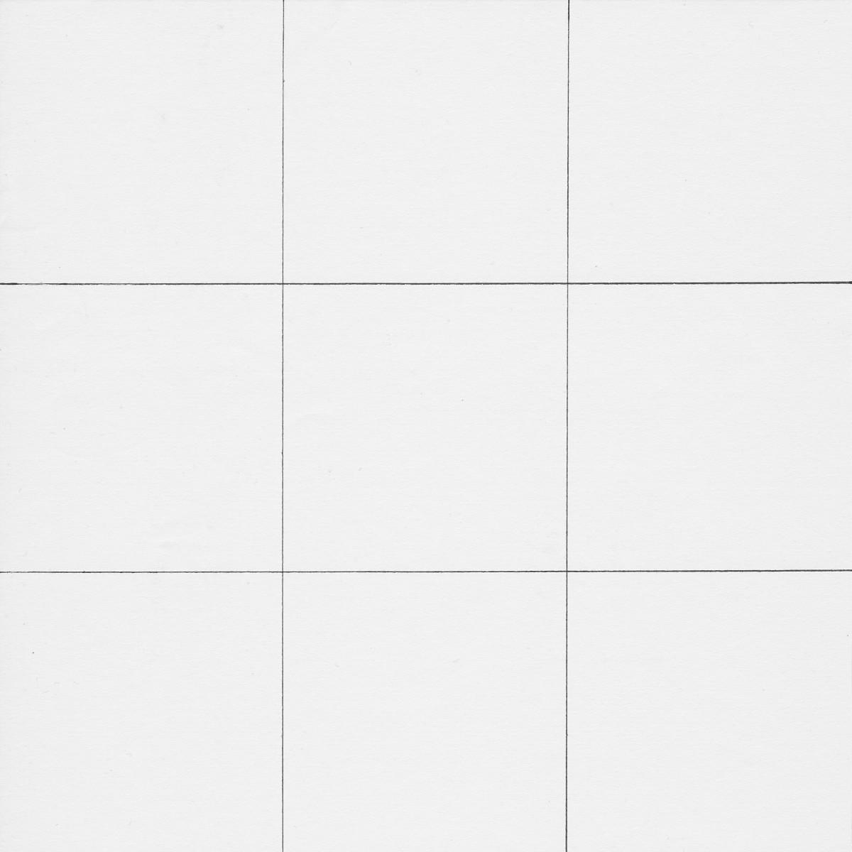 My quilt block design - 3 x 3 grid