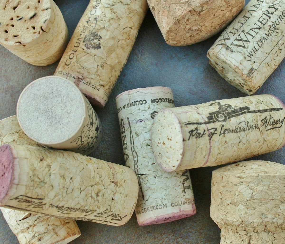 What can you do with old wine corks? A surprising number of things.